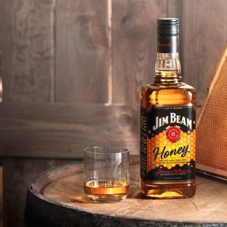 Jim Bean Honey
