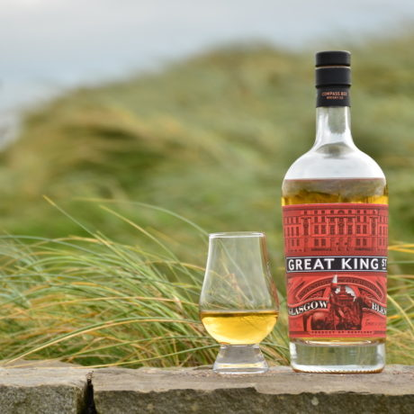 Compass Box Great king Glasgow Blend